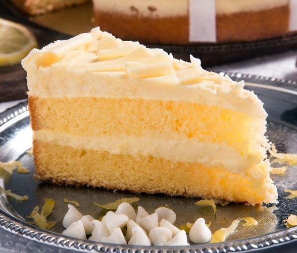 Limoncello Mascarpone Cake Your Cake To Go