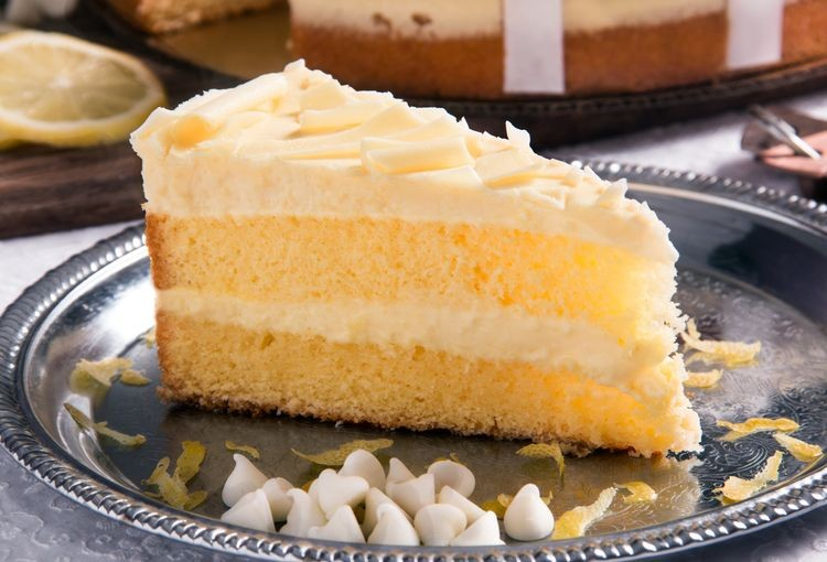 Limoncello Mascarpone Cake Your Cake To Go