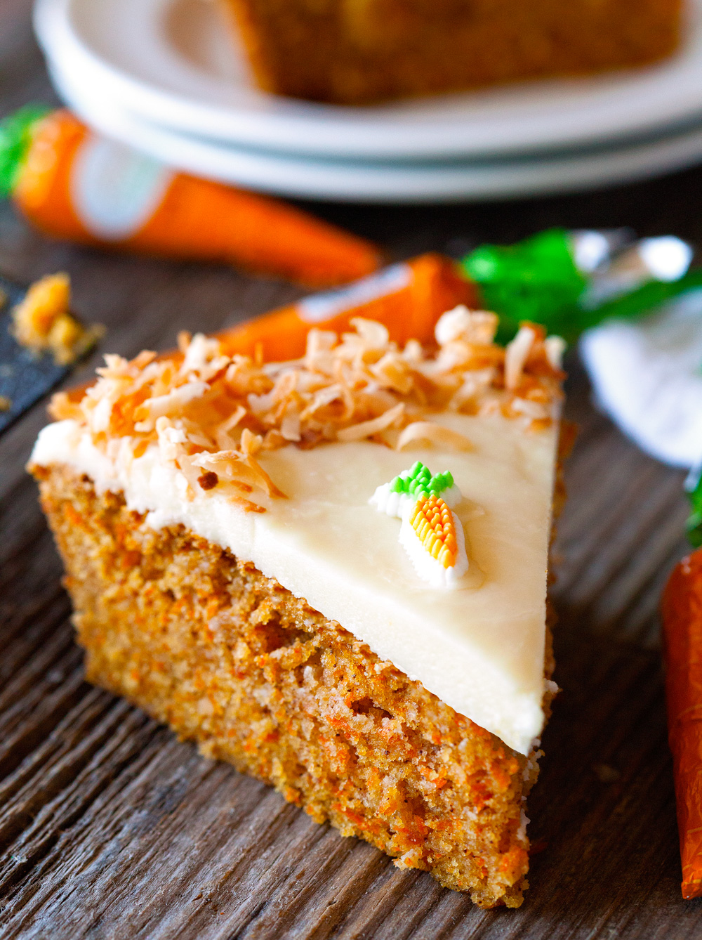 How To Make The Best Carrot Cake Topping